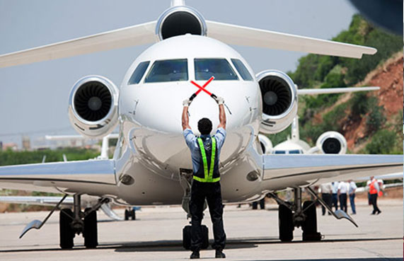 Ground Handling & FBO